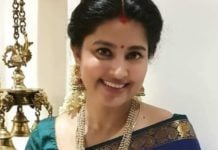 sneha prasanna pearl necklace set