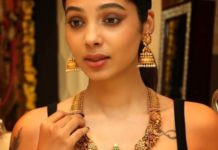 temple jewellery set challani