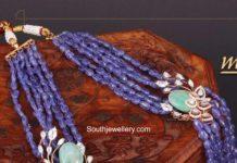 blue beads haram