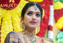 bride in amuktha fine jewellery (1)
