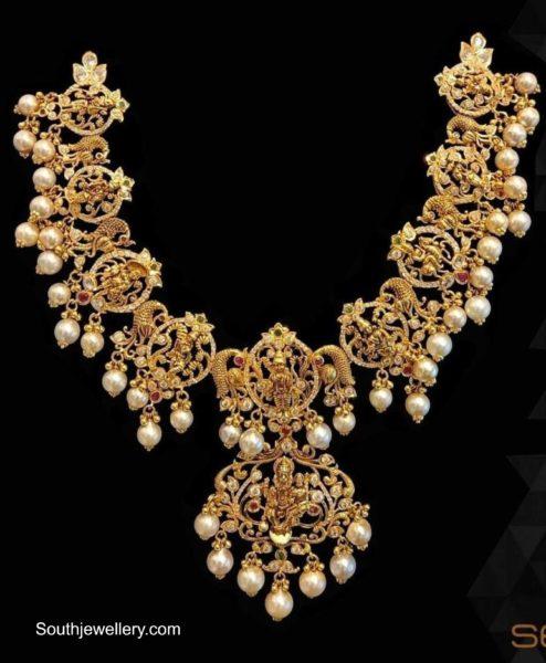 dashavataram necklace