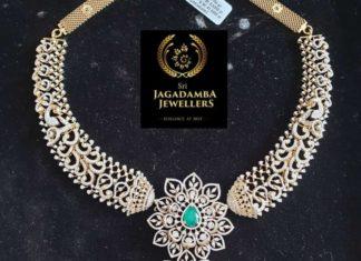 kante diamond necklace