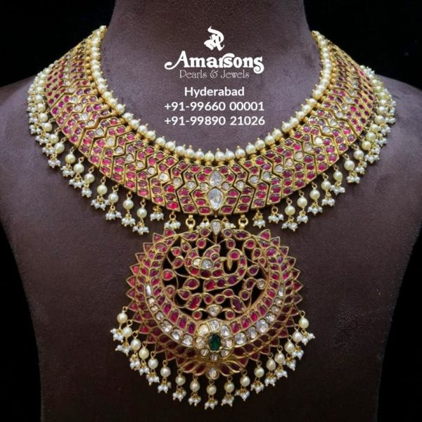 kundan necklace (4)