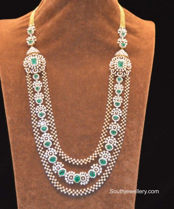 layered diamond emerald haram (4)