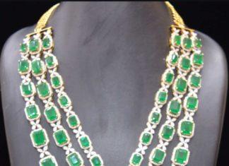 layered diamond emerald haram (5)