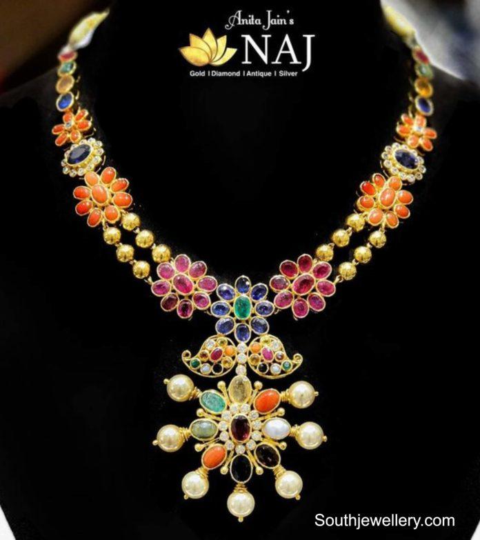 navrathan necklace (1)