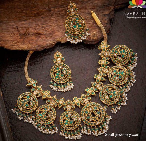 peacock emerald necklace (1)