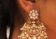polki diamond chandbalis (1)