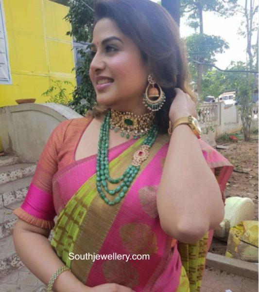 sangitha krish jewellery