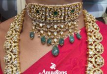 uncut diamond bottu mala
