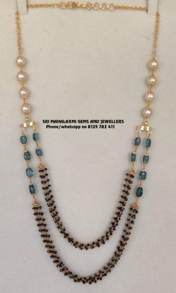 black diamond manglasutra chains (3)