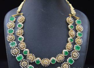 diamond necklace designs manjula jewels (2)