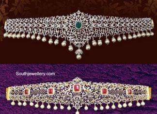 diamond vaddanam designs