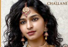 kundan choker and earrings sets