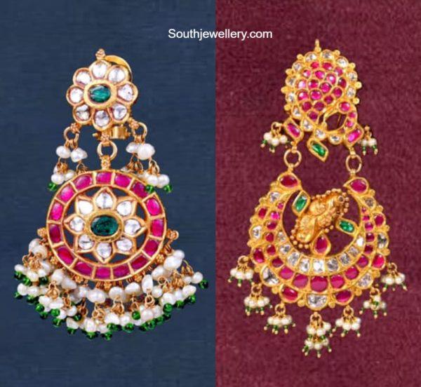kundan earring designs (2)