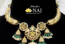 latest gold necklace designs 22k gold (2)