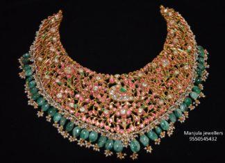 latest kundan necklace designs 2020 (1)
