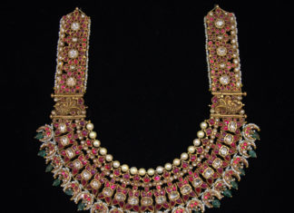 latest kundan necklace designs 2020 (2)