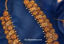 peacock lakshmi haram (1)