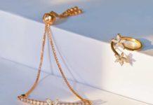 diamond bracelet set