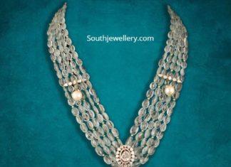 emerald beads haram pavan mor