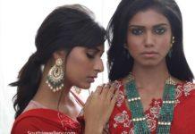 emerald beads haram vasubndhara fine
