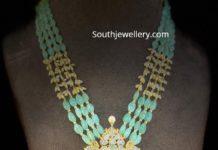 emerald beads long haram (1)