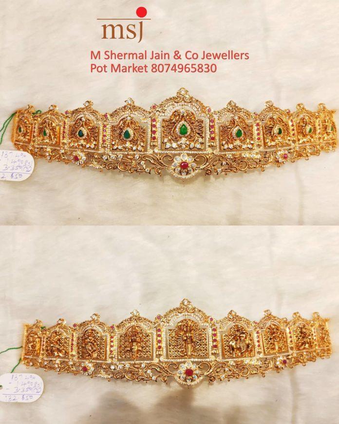 gold vaddanam (2)