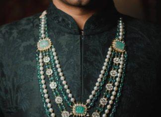 jewellery for indian groom