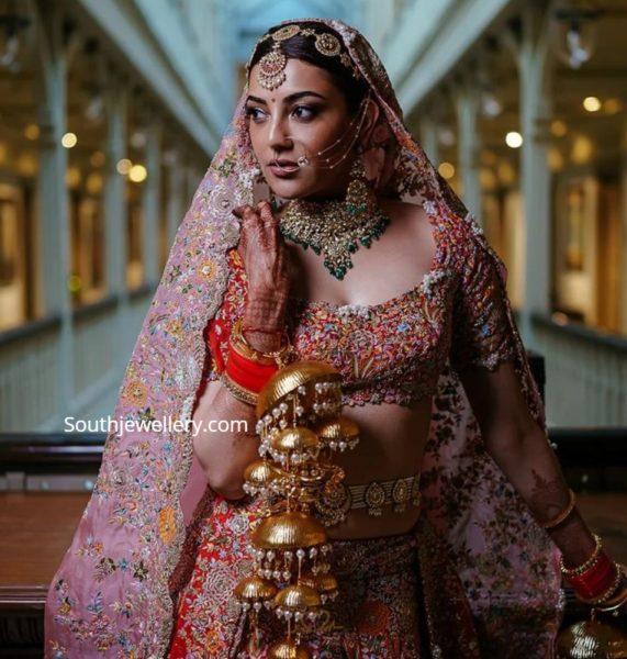 kajal aggarwal wedding jewellery (6)