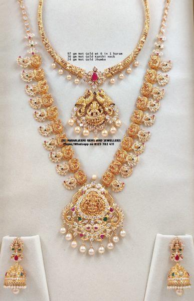 latest gold jewellery designs 2020 (4)