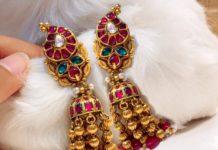 latest gold jewellery designs 2020 (9)
