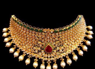 latest gold necklace designs 2020 (4)