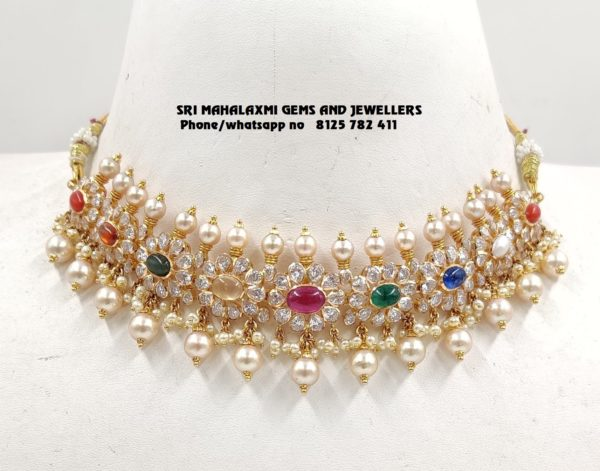 latest gold necklace designs 2020 (5)