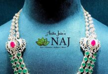 naj jewellery diamond emerald haram