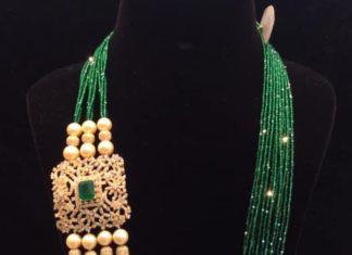 green beads haram anmol