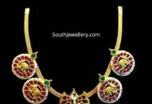 kundan bottu necklace (1)