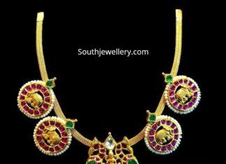 kundan bottu necklace (1)