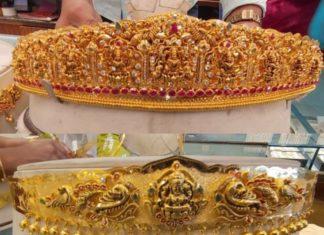 lakshmi vaddanam designs manchukonda