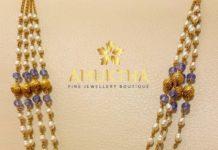 pearl mala by amuktha