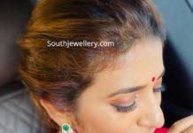 sushmita konidela diamond necklace (1)