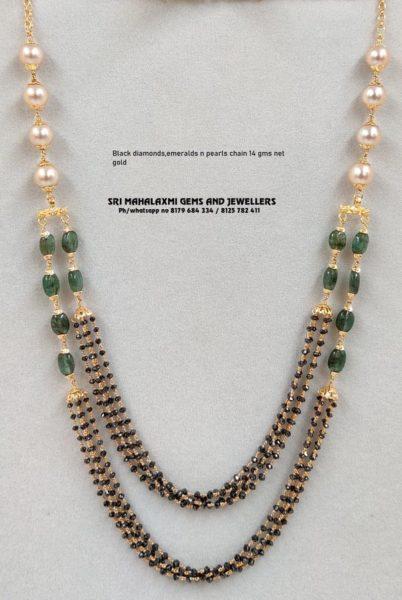nallapusalu necklace