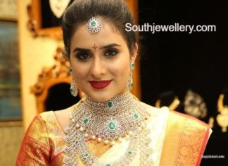 diamond jewellery set bridal (2)