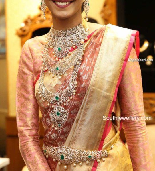 diamond jewellery set chandubai (1)