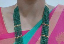 emerald beads long haram (3)