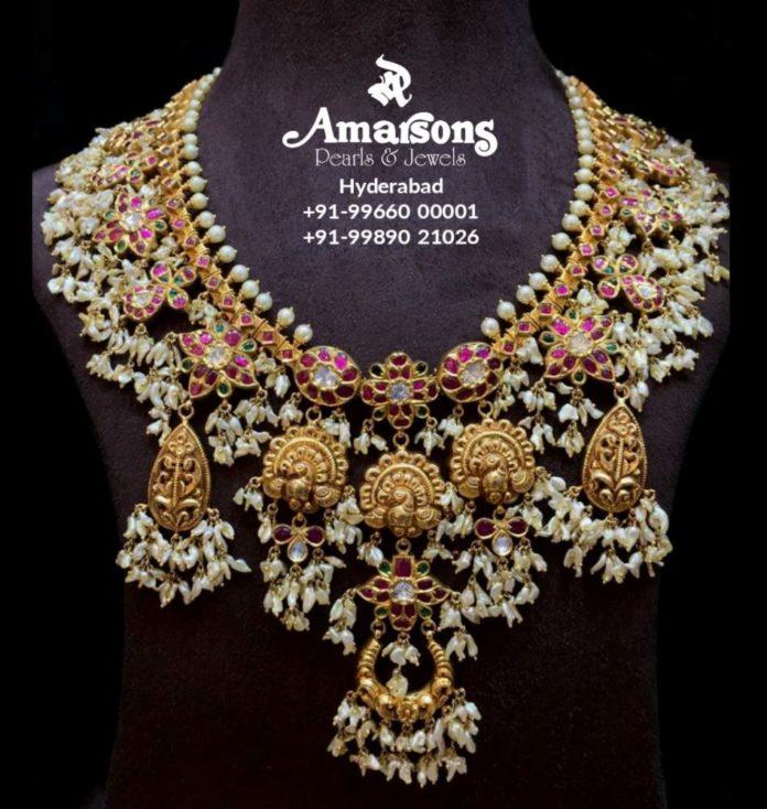 kundan guttapusalu necklace (4)
