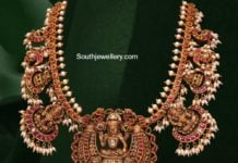 lakshmi gold haram (3)