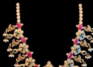 peacock nakshi necklace (6)