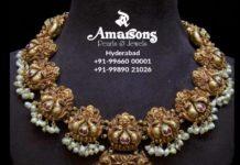 peacock nakshi necklace (7)