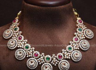 closed setting diamond necklace (7)